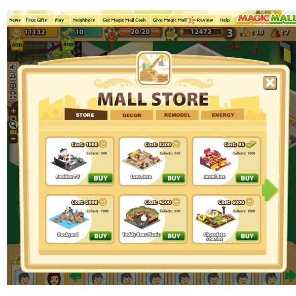Magic Mall