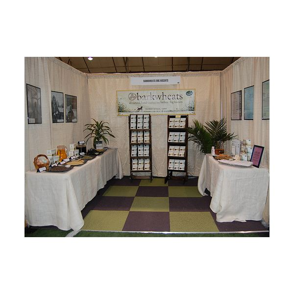 Trade Show Set Ups:  How to Display Items at a Trade Show