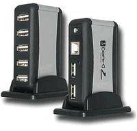 4C 7 Port Compact USB Hub