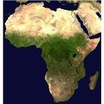 NASA Photo: Africa