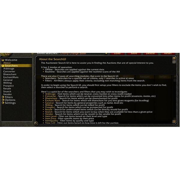 World of Warcraft Auctioneer Addon In Depth Guide