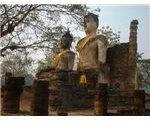 Temple Ruins in Sukhothai