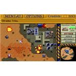 Dune 2 screenshot attack on base