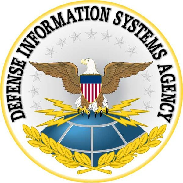DISA Shield (image courtesy of Wikipedia.org)