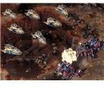 Starcraft 2 Carrier Fleet Attacks