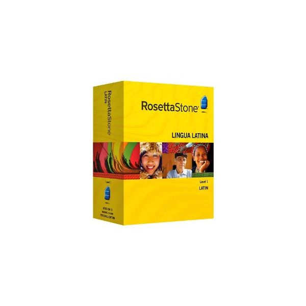 Rosetta Stone Latin Level 1 Review