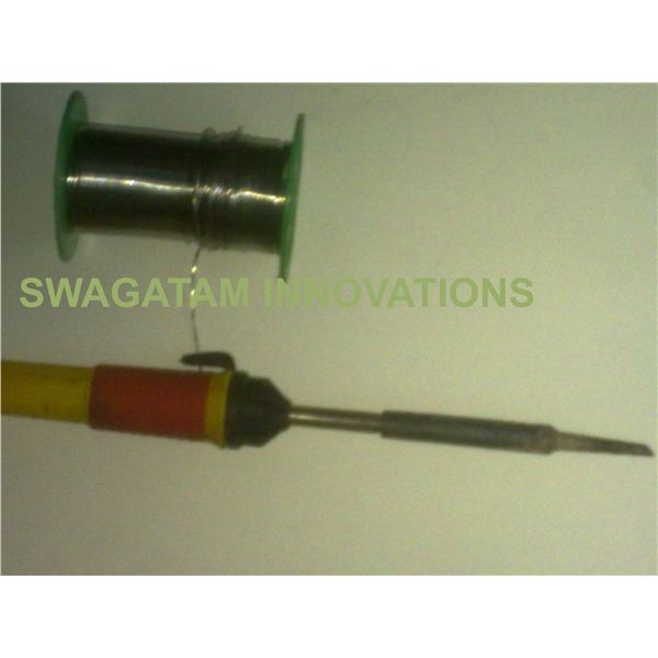 Soldering Iron And Solder Wire, Image
