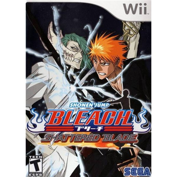 BLEACH ISO BLADE WII TÉLÉCHARGER SHATTERED