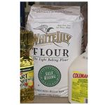 how to make your own self rising flour