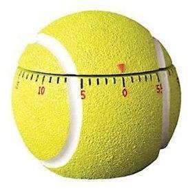 Etonnant Novelty Kitchen Timers: Tennis Ball