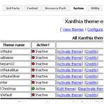 How to Install PostNuke Themes - image