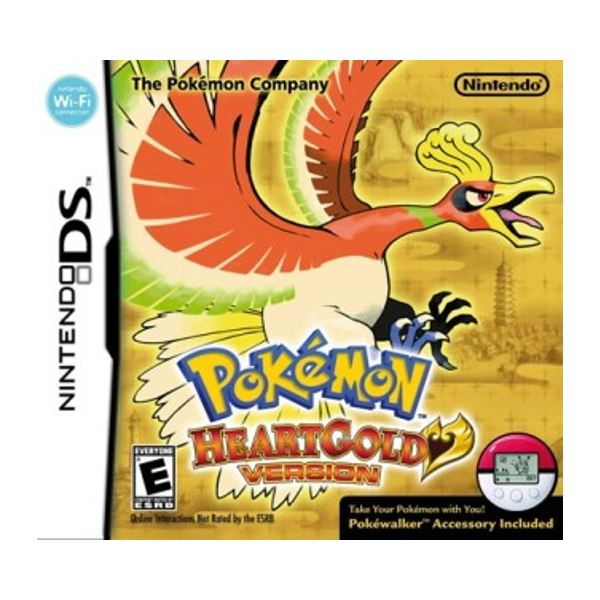Review of Pokemon HeartGold and Soulsilver – Pokemon HeartGold Version