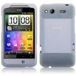 HTC Salsa Clear Silicone Case