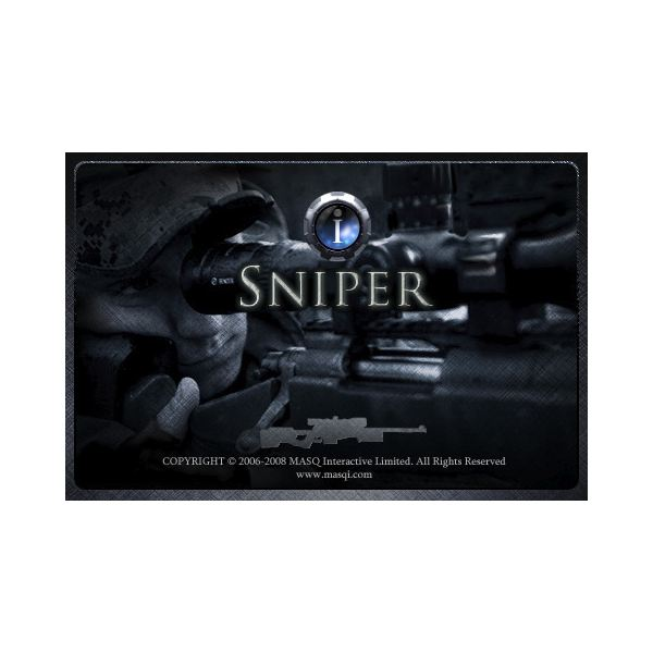 iSniper for iPhone: A Sniper Mission Game