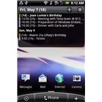 Pure Calendar Widget for Android