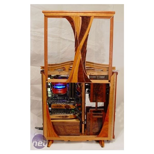 Building a Custom PC Case: Making a PC Case from Wood