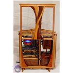 Wood PC Cases, such as this one by cc3d, can be incredible. But don't try this for your first one!