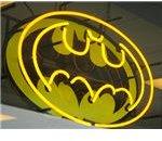 Batman Neon Light Logo