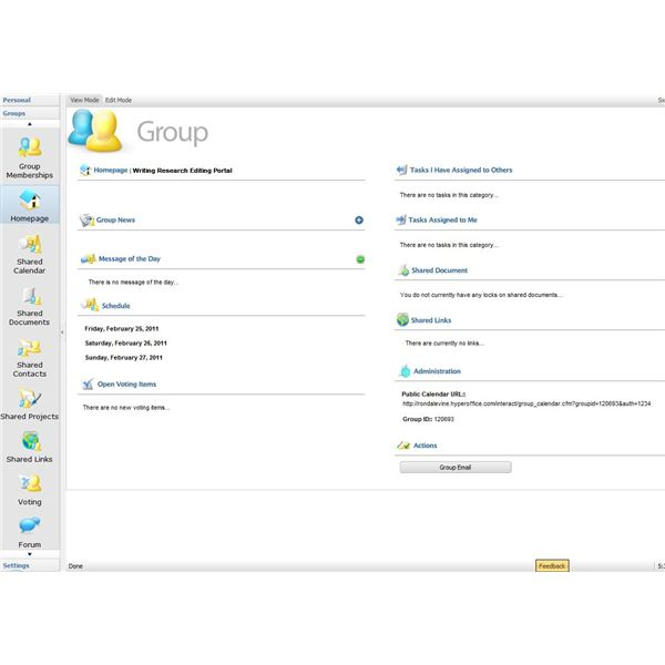 Manage every aspect of your team's workday with HyperOffice