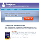 Longman Dictionary Online