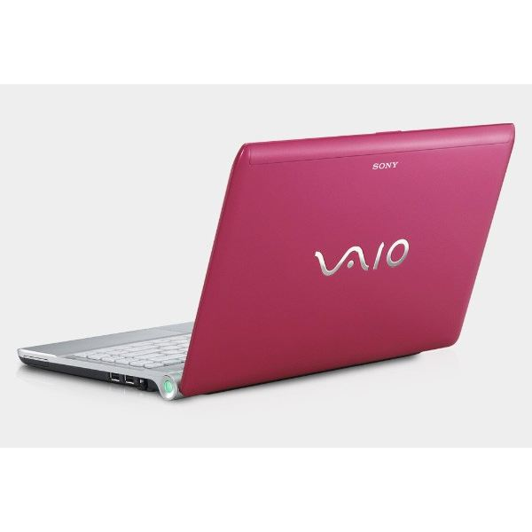 Pink Laptops: Sony Vaio's Y, EA and EB Series
