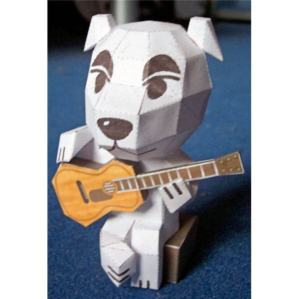 Video Game Papercrafts: Heavy Rain Origami And More!