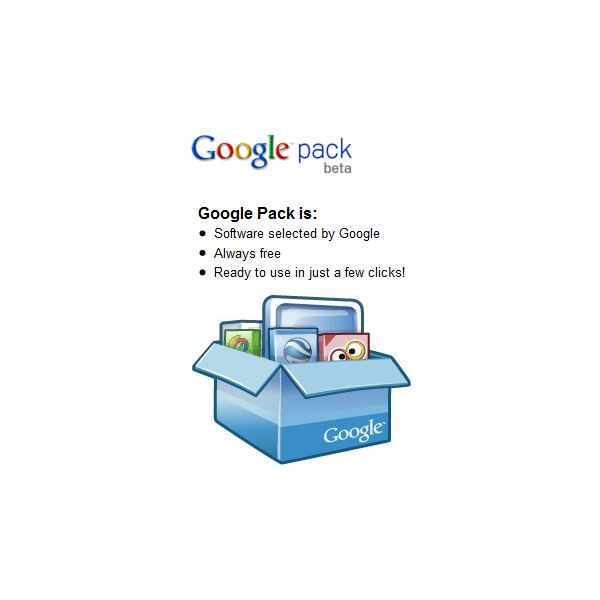 Google's Free Security Software: Google Pack Compared to Other Free Security Programs
