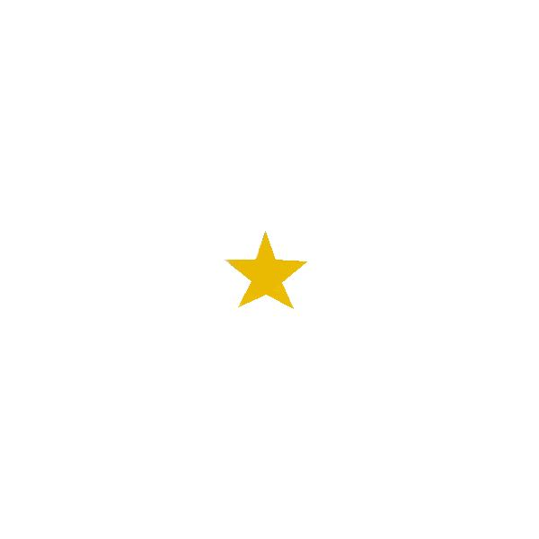 Gold star by Nathan Sodré Salvatierra/Wikimedia Commons