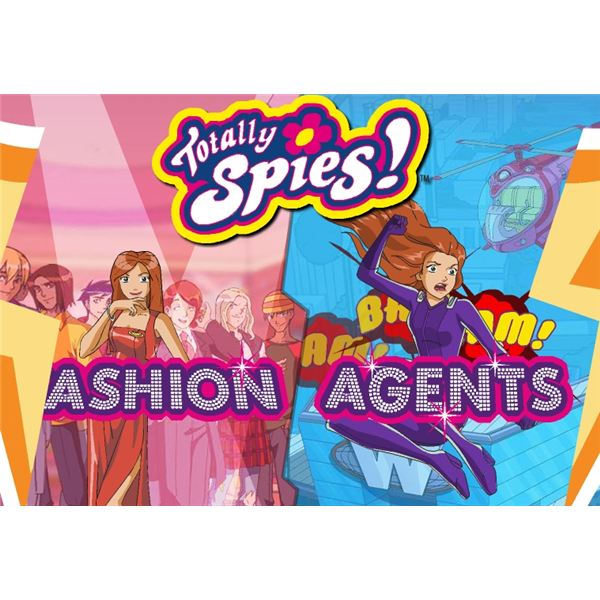 Totally Spies Fashion Agents Review -  Virtual Shopping Games with Espionage Training