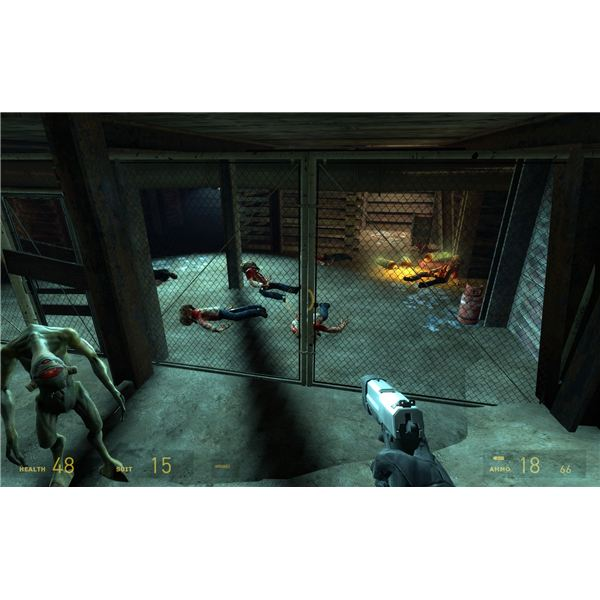 Half-Life 2: Episode 2 - The Zombies Playing Possum