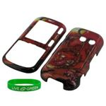 Snap On Case with Dragon Trans Design