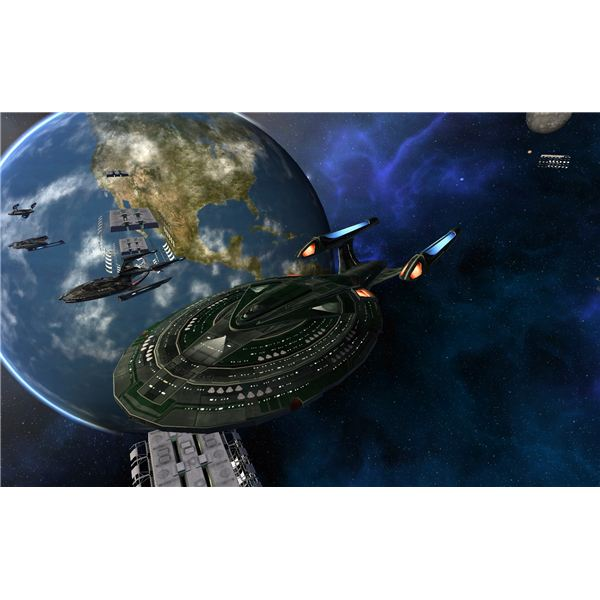 Star Trek Online Assault Cruiser
