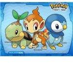 Pokemon Diamond Starter Pokemon