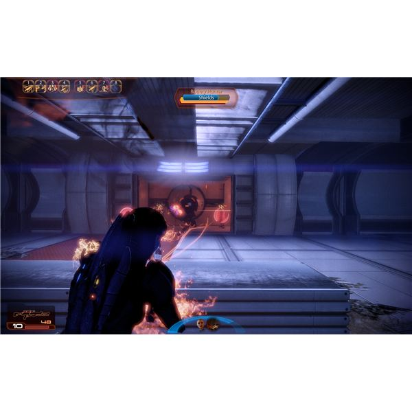 Mass Effect 2 Guide - Thane - The Elevator - This is why you stay far away from the krogan