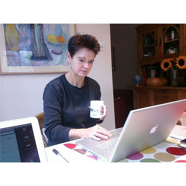 The Real Scoop on Modern Telecommuting