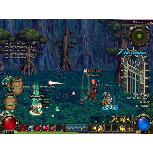 Dungeon Fighter Online - The Mage