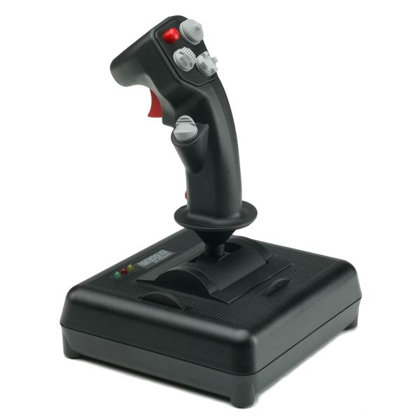 The Fighterstick is a great product for most gamers