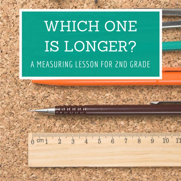 Measuring Lesson Plan for 2nd Grade Teachers