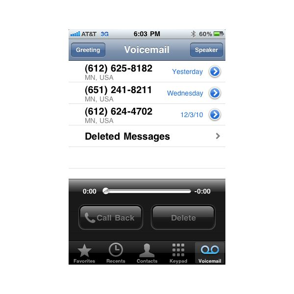 visual voicemail iphone iphone voicemail not working troubleshooting tips 13250