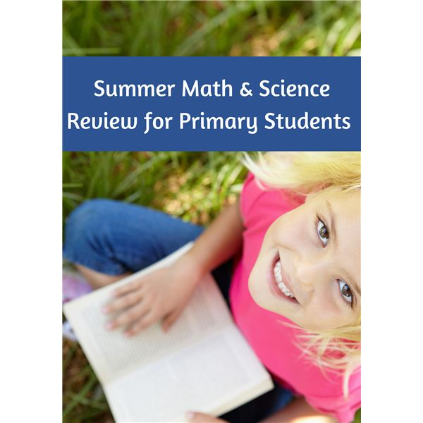 Summer Review for Primary Students