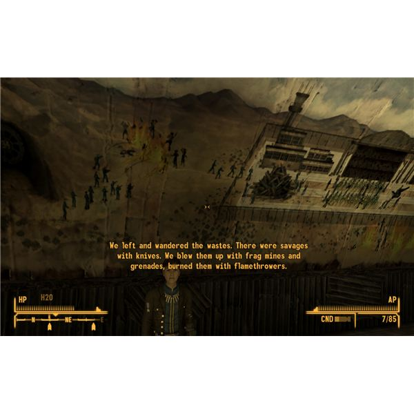 Fallout: New Vegas - Raising Your Reputation with the Boomers is Easy