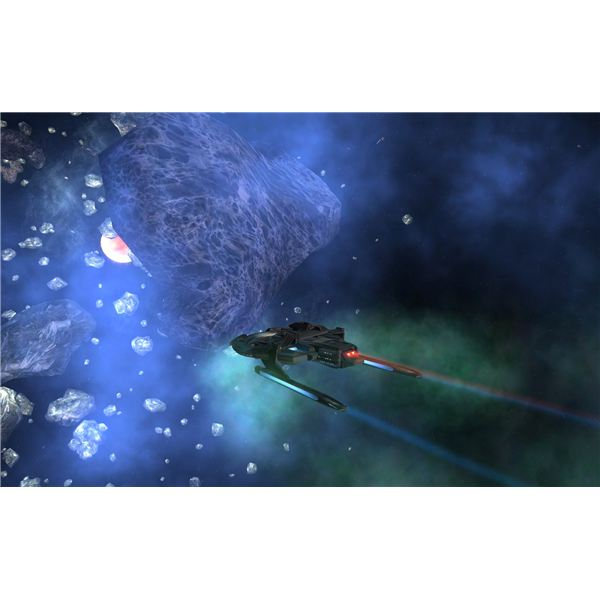 Stay Close to These Asteroids on the Star Trek Online Mission