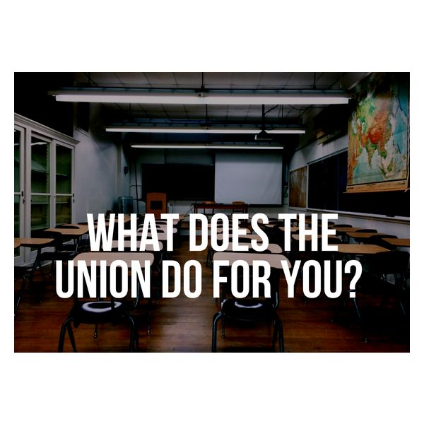 What Are the Functions of a Teachers' Union?