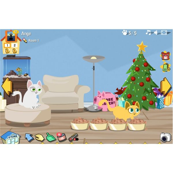 Adopt a virtual pet - Happy Pets facebook games