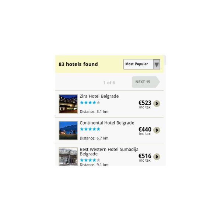 Compare Hotel Prices