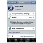 install usb drive on iphone