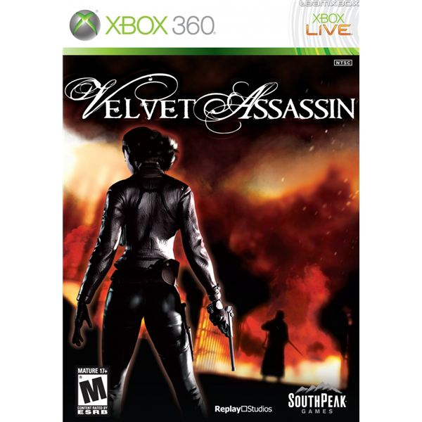 Review of Velvet Assassin for the Xbox 360: Not Just Your Average World War II FPS