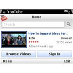 YouTube for your phone