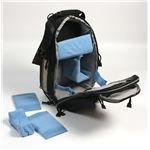 M-Rock 674 sling bag open