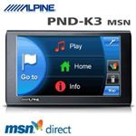 Alpine PND-K3msn - GPS receiver